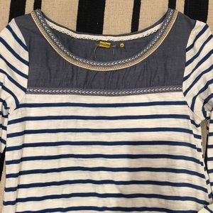 Anthropologie Tops - Anthropologie Little Yellow Button Shirt - Size S